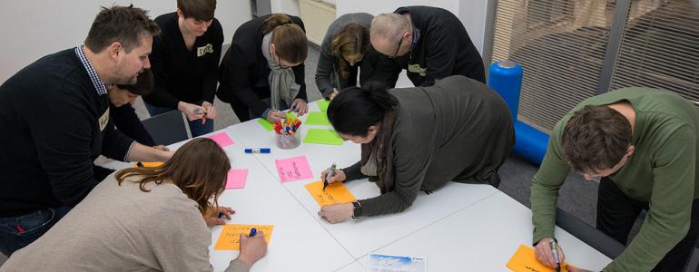 Sviluppo di idee e servizi