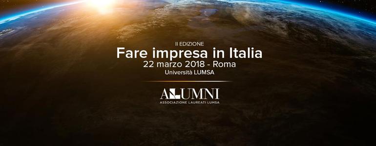 Fare impresa in Italia: dall'idea alla startup
